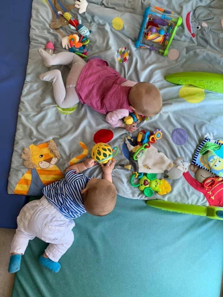 parc des bébés