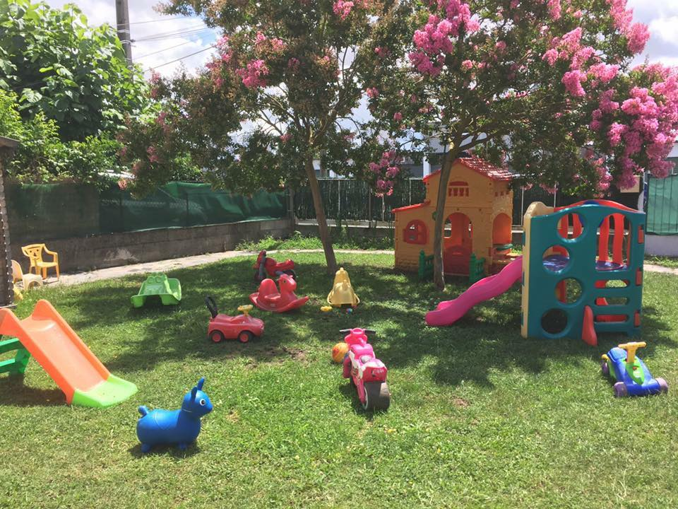 Notre beau jardin