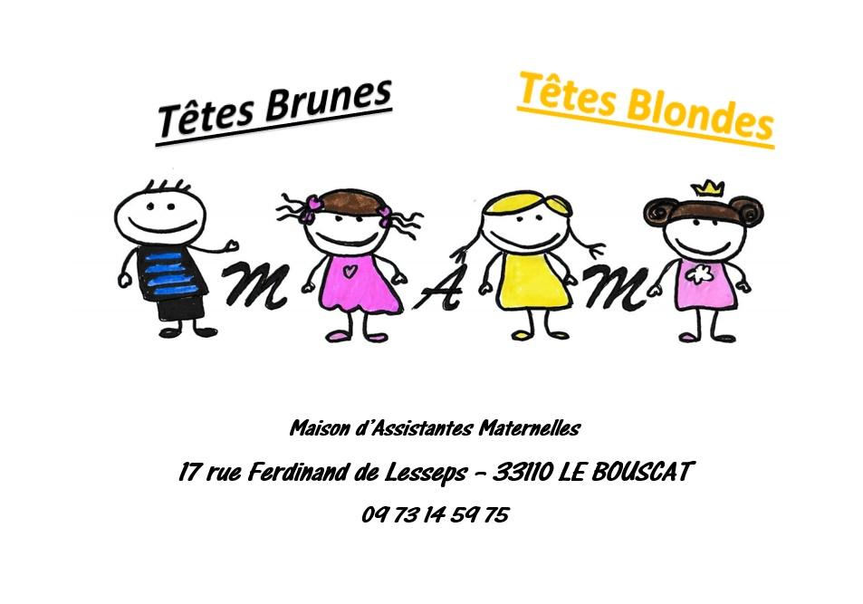 Têtes Brunes et Têtes Blondes